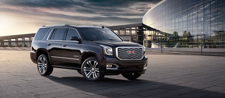 2019 Gmc Yukon Denali Full Size Luxury Suv